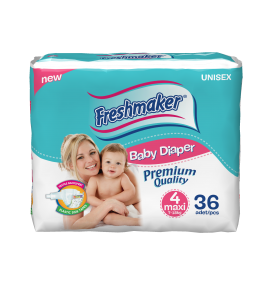Freshmaker Maxi Bebek Bezi 36 adet