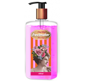 Freshmaker Sıvı El Sabunu Gül - 400 ml X 12li koli